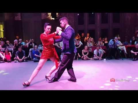 Fernando Carrasco Valeria Maside ❤ @ 5th Antwerpen Tango Festival 2019 Gala Maestros Lottery