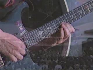 Metallica - live  basel, switzerland, 20-06-1993