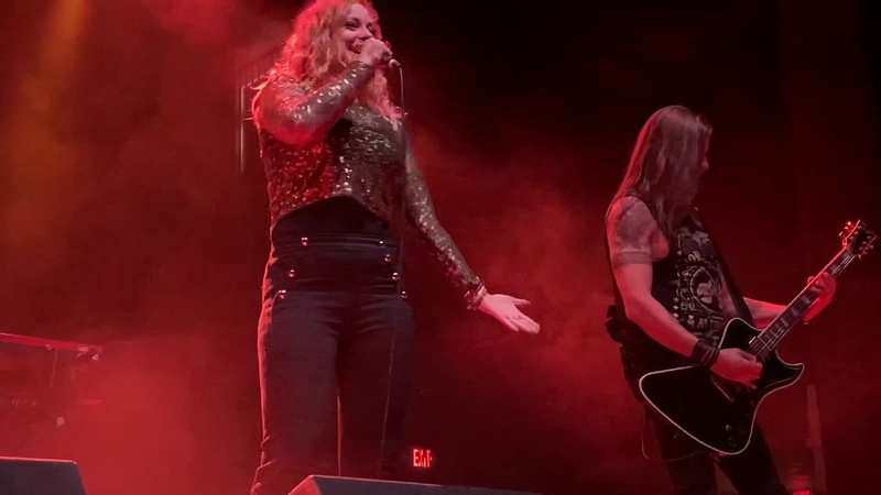 Amorphis - Amongst Stars feat. Anneke Van Giersbergen [Live] - 10.20.2019- The Masquerade - Atlanta