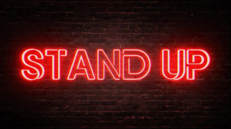 STAND UP ЧМОК