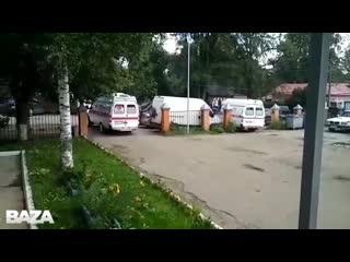 В Сергевом Пасаде из-за приезда VIP-персоны скорым запретили выезжать на вызовы