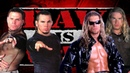 WWE 2K19 Hardy Boyz vs Edge Christian, Raw Is War 99, Ladder Tag Team Championship Match
