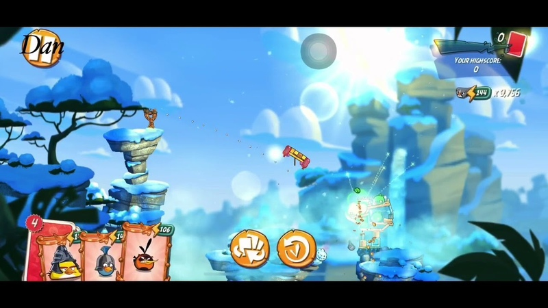 Angry Birds 2 clan battle cvc with bubbles 08132020