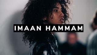 Model Moments: Imaan Hammam