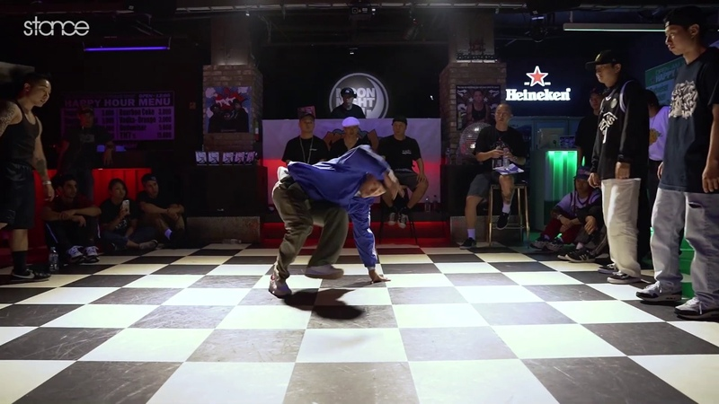 Soul Kingz vs Soul Burnz Semi l Soul Flow 12 stance