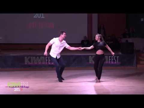 Semion Ovsiannikov Maria Elizarova KIWI Fest 2019 Pro Show Demo
