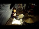 FDT Laid Back Funk - drums by Skvortsov Artyom, 8 years old