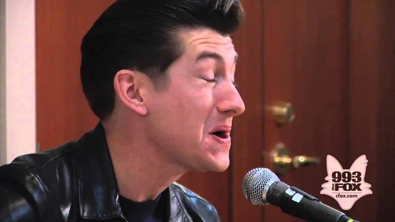 Arctic Monkeys Do I Wanna Know Fox Uninvited Guest