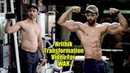Hrithik Roshan Body Transformation For War Movie Inspirational Video