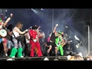 Green Jelly Obey the Cowgod / Electric Harley House of Love - Live at Sweden Rock Festival 2019