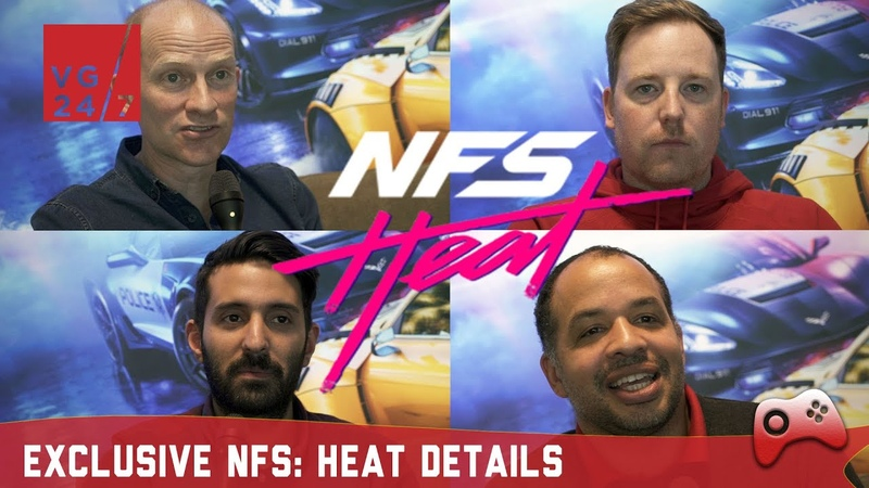 Need For Speed: Heat - Brand New Gameplay Details From The Development Team