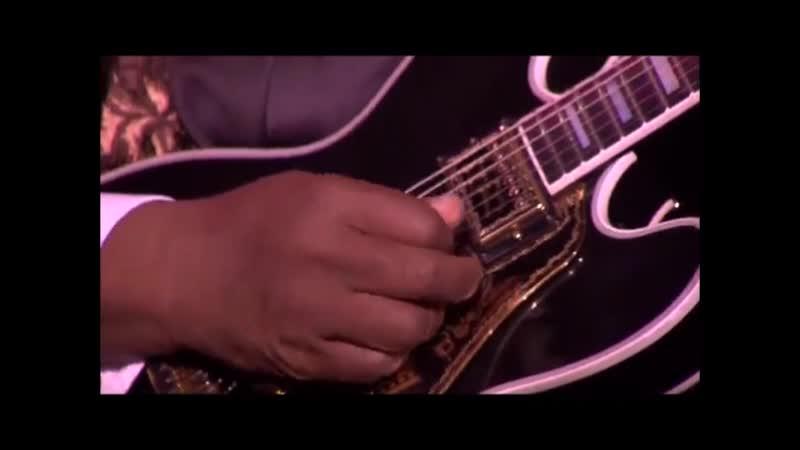 BB King Live 2008