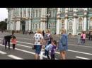Питерские каникулы,август 2019