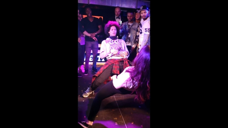 Les Twins @Vanity Club Laurent Backbend Battle