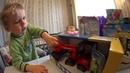 Игрушки от подписчиков Распаковка Bruder Schaffer пиратский корабль Imaginext и джип с динозавром
