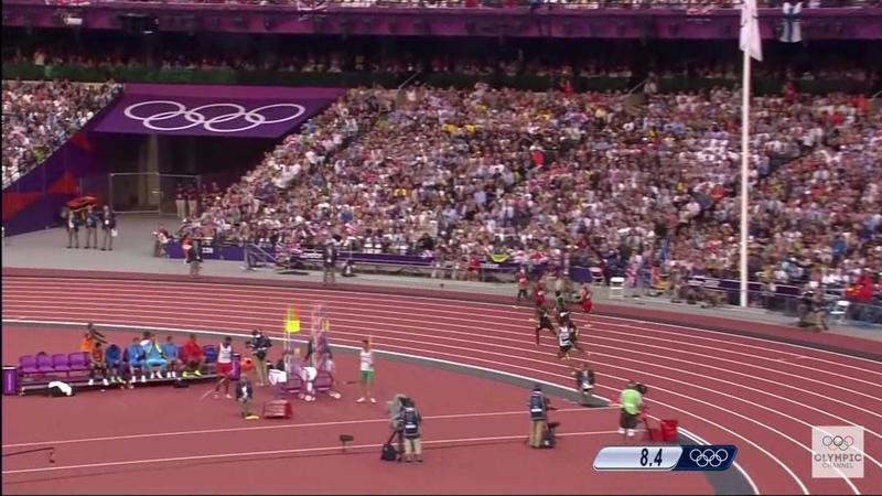 Дэвид Рудиша Мировой рекорд в беге на 800 метров у мужчин 1 40 91 Лондон 2012 HD