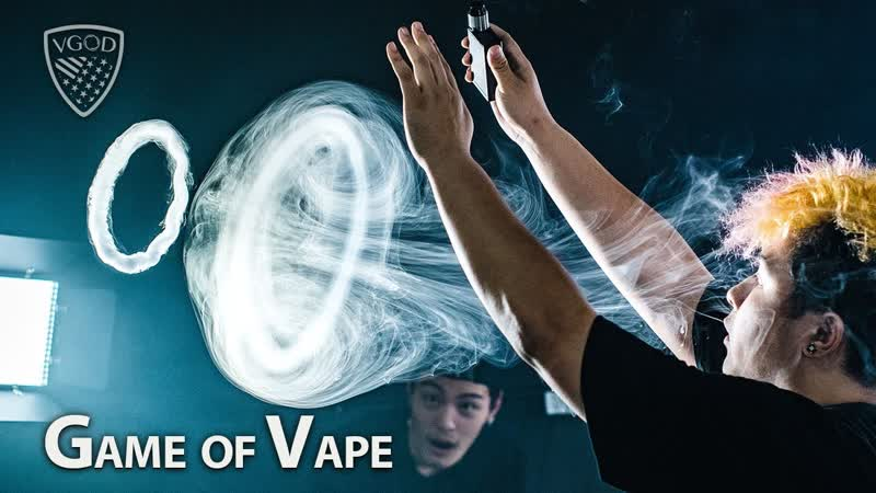 Official VGOD BACK TO BACK GAME OF VAPE @BMITCHH VS @A KIDZ