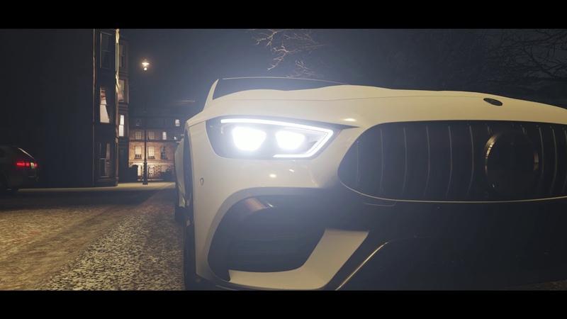 Forza Horizon 4 | Mercedes Benz gt 63s | Showcase