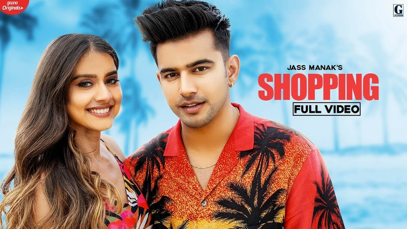 Shopping Jass Manak Official Video MixSingh Satti Dhillon Valentine's Day Song Geet MP3