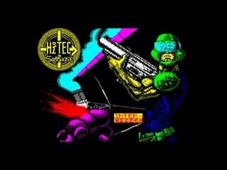 Insector Hecti in the Interchange (1991 / 2019 re-crack) Walkthrough, ZX Spectrum