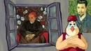 Сказки картинной галереи Винсент Ван Гог 83 серия Уроки тетушки Совы