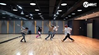 (에이스) -  [Dance Practice] #ГруппаЮжнаяКорея