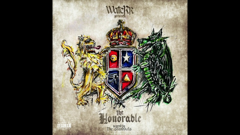 WateRR The Standouts The Honorable Album