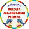 ШКОЛА МАЛЕНЬКИХ ГЕНИЕВ | Частный сад Пермь