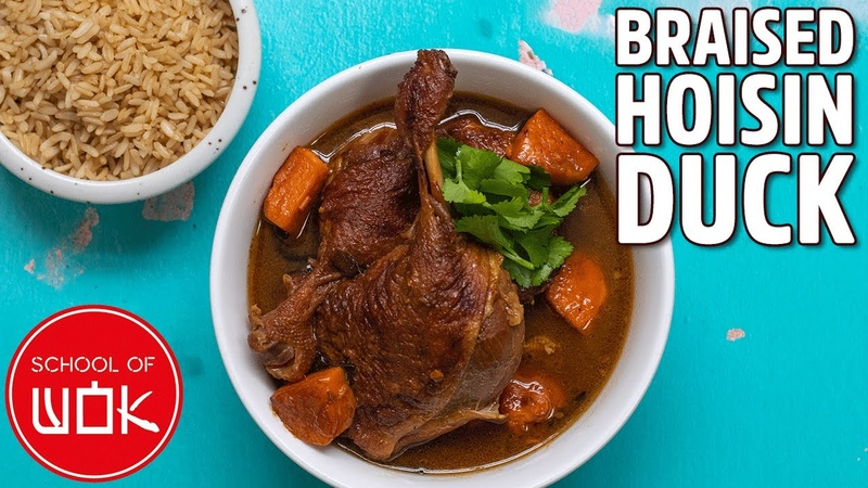 Amazing Braised Hoisin Sticky Duck Recipe with Gressingham Saturday Specials ad