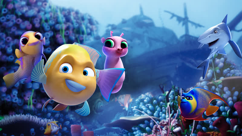 Риф Новые приключения