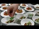 ICEX Spanish Gastronomy Training Program Cooking with seaweed at Porto Muiños