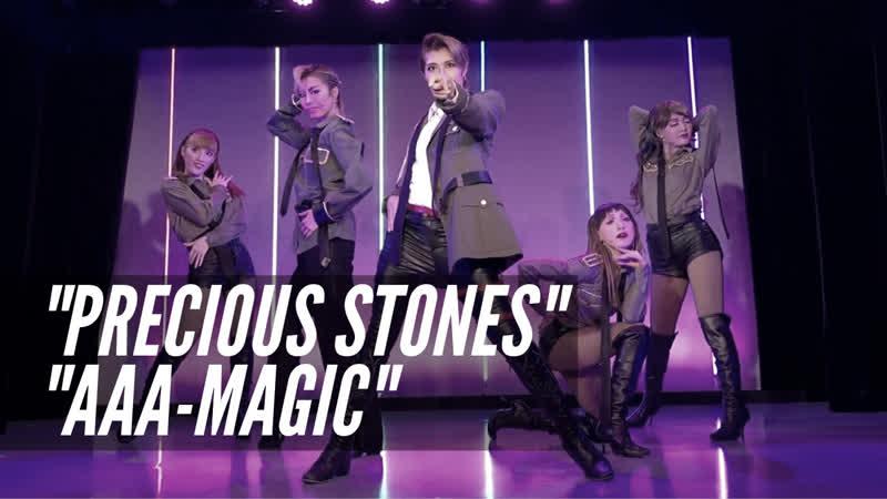 OSK Revue Precious Stones MAGIC AAA 24 10 2019