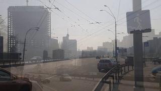 Киев - ненавидимый прокуратором город Чернобыльская пыль накрыла столицу Украины