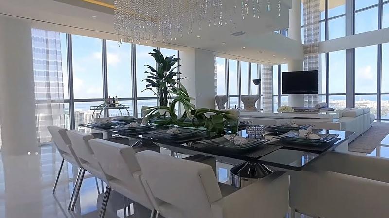 Luxury Penthouse Marquis Condo $13 900 000 Miami 1100 Biscayne Blvd