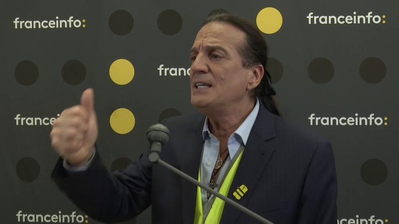 VotreEurope Francis Lalanne Alliance jaune répond à la question des internautes