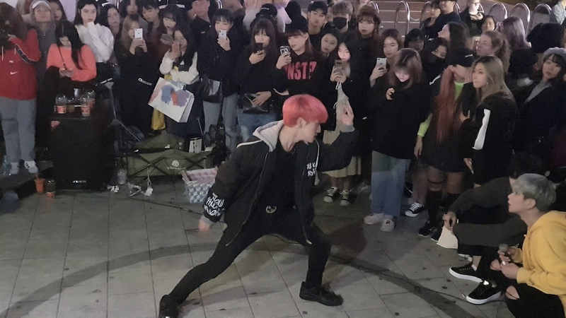 DOB LEE TAE YONG🤩 SEVENTEEN 'FEAR' COVER DYNAMIC FASCINATING PERFORMANCE