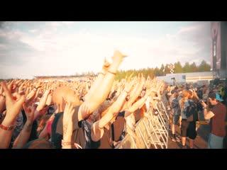 Rockfest finland  - видео отчет о поездке с vizittravel
