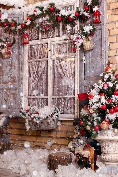 Пускай эта зима будет самой счастливой.