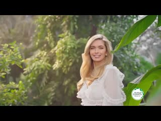 Вера Брежнева для Herbal Essences