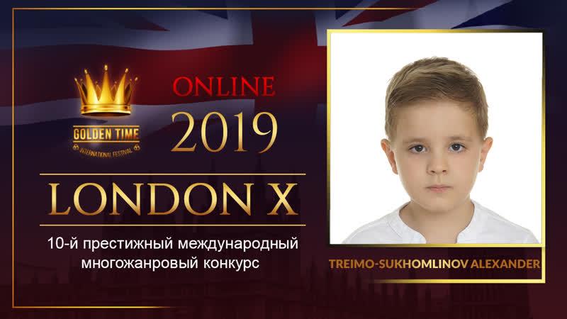 GTLO-0701-0138 | Treimo-Sukhomlinov Alexander | Golden Time Online London 2019