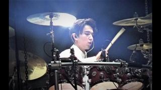 Dimash  Димаш  Drum Show  D-Dynasty  FuZhou Concert 【Fancam 4K】