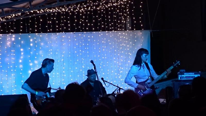 Messer Chups Twin Peaks Twist Angelo Badalamenti cover live in MOD 30 08 2019