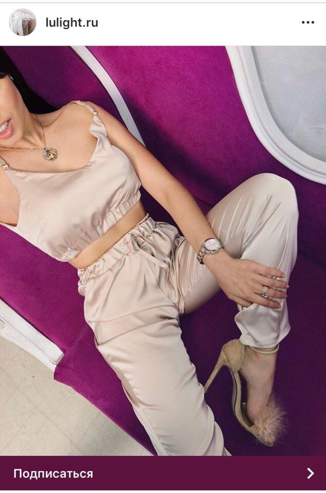 Кейс: Онлайн-бутик женской одежды для дома в Instagram, изображение №5