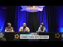 Comic Con Honolulu 2019 - Jesse Inocalla, Adrian Petriw, Racquel Belmonte