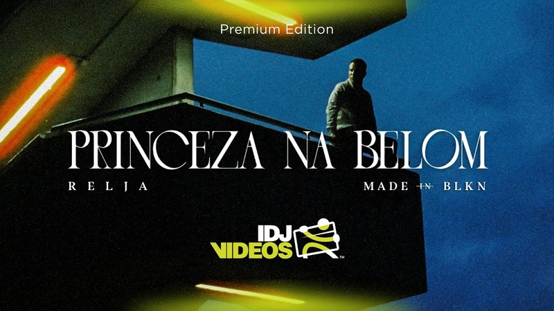 RELJA PRINCEZA NA BELOM OFFICIAL VIDEO