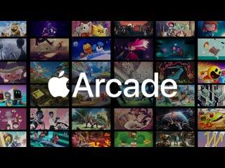 Apple arcade — let the games begin