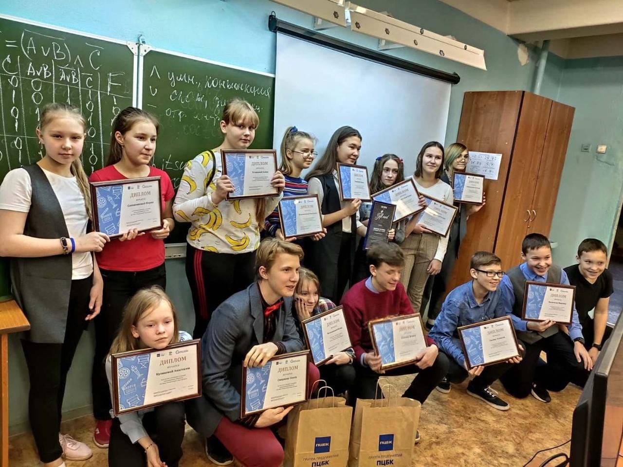 Победители конкурса мультипликаторов