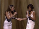 Whitney Houston Mariah Carey - When You Believe The 76th Annual Academy Awards, 1999