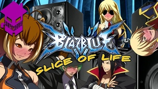 Blazblue: Slice of Life | The NOL New Years Party