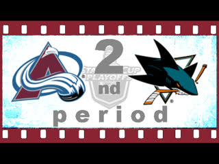70. NHL. STANLEY CUP. PLAYOFFS 2019. 1/4 ФИНАЛА. МАТЧ НОМЕР 7. 08 МАЯ 2019. COLORADO AVALANCHE ― SAN JOSE SHARKS 2